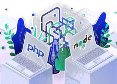 PHP vs Node.js – холіваримо на хайпі